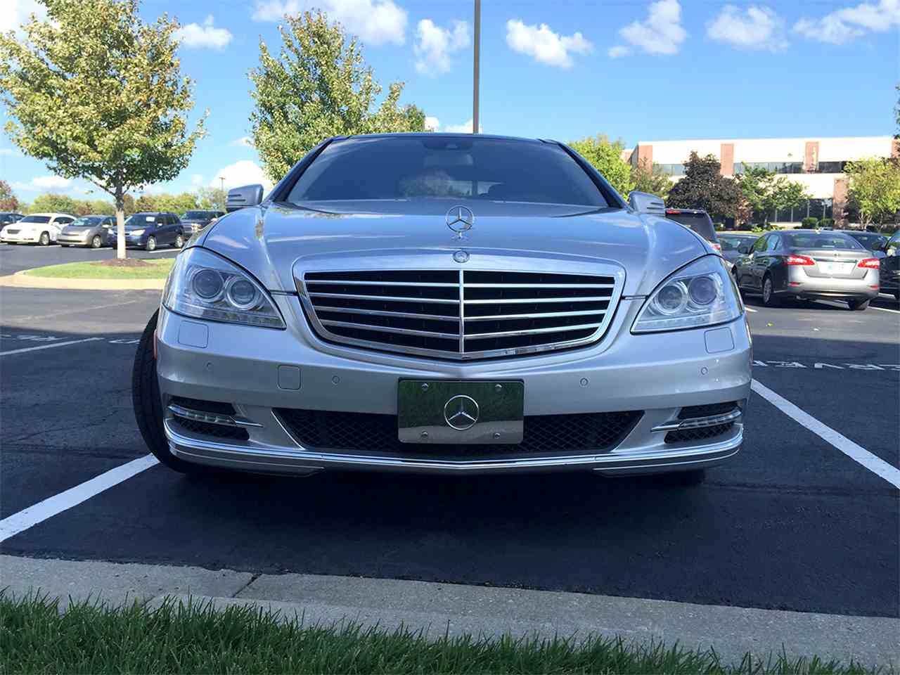 2011 mercedes benz s550 for sale cc 760644. Black Bedroom Furniture Sets. Home Design Ideas