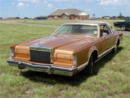 Picture of 1978 Lincoln Continental Mark V located in Texas - $12,950.00 - GFR6