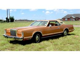 Picture of '78 Continental Mark V Offered by a Private Seller - GFR6