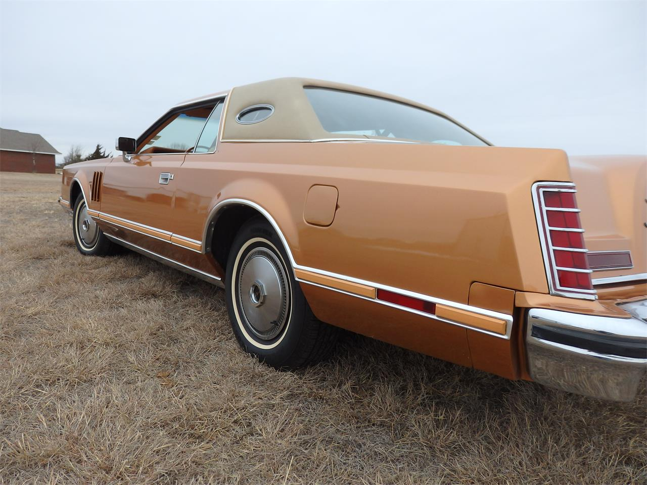 Large Picture of '78 Continental Mark V located in Amarillo Texas - GFR6