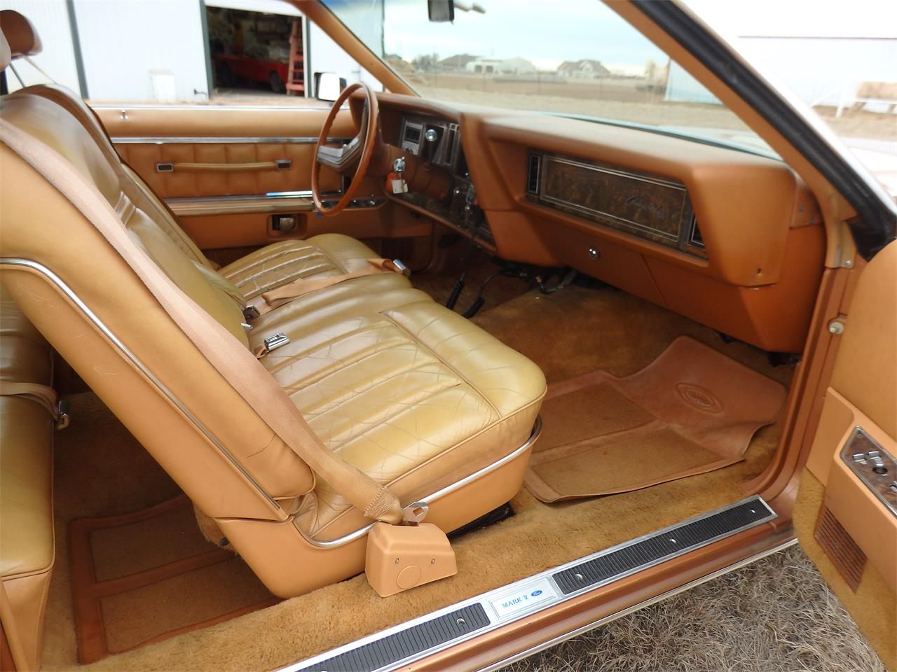 Large Picture of 1978 Lincoln Continental Mark V - GFR6
