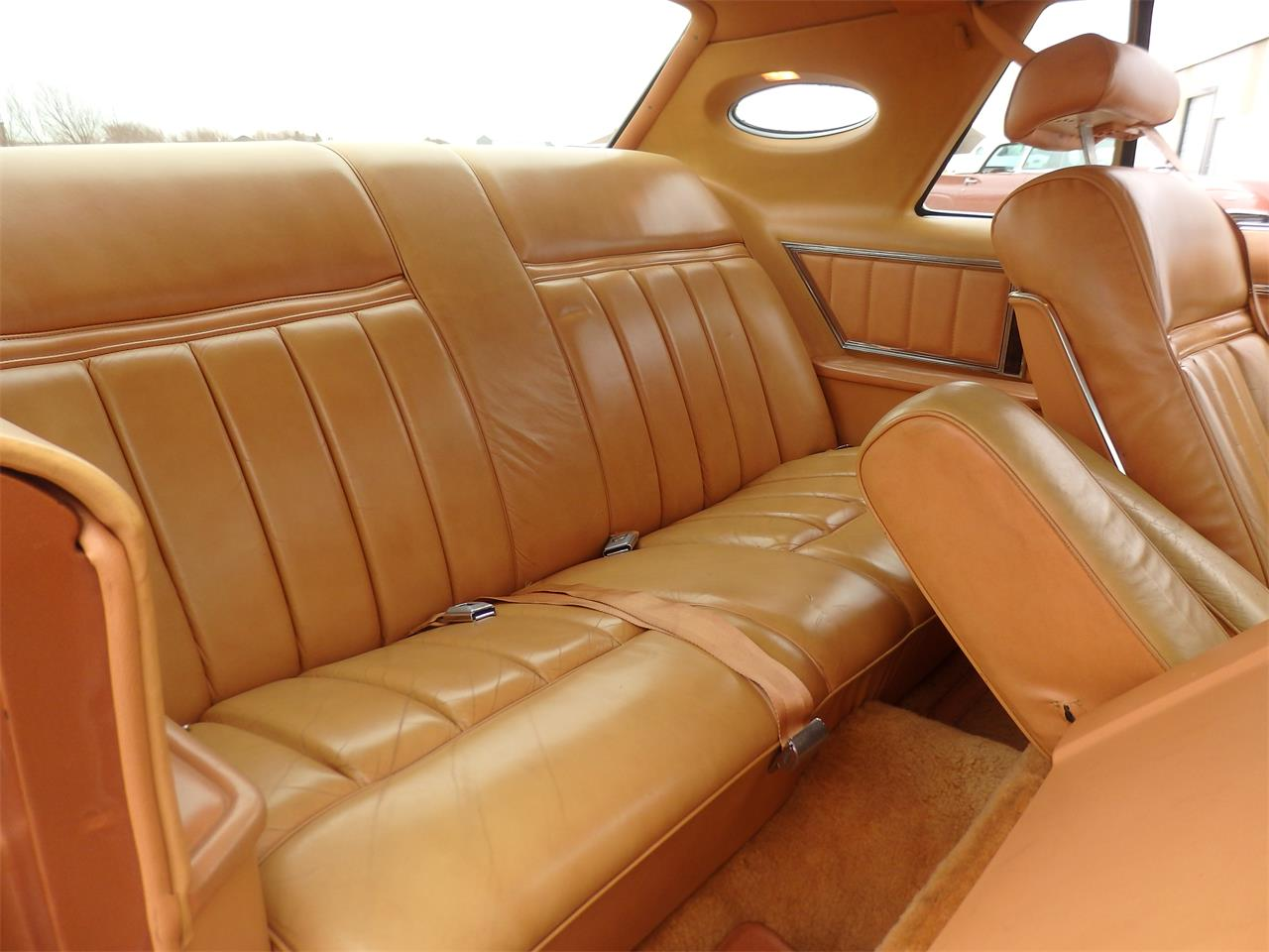 Large Picture of '78 Lincoln Continental Mark V located in Amarillo Texas Offered by a Private Seller - GFR6