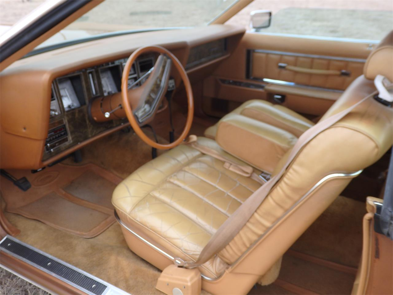 Large Picture of 1978 Continental Mark V - $12,950.00 Offered by a Private Seller - GFR6