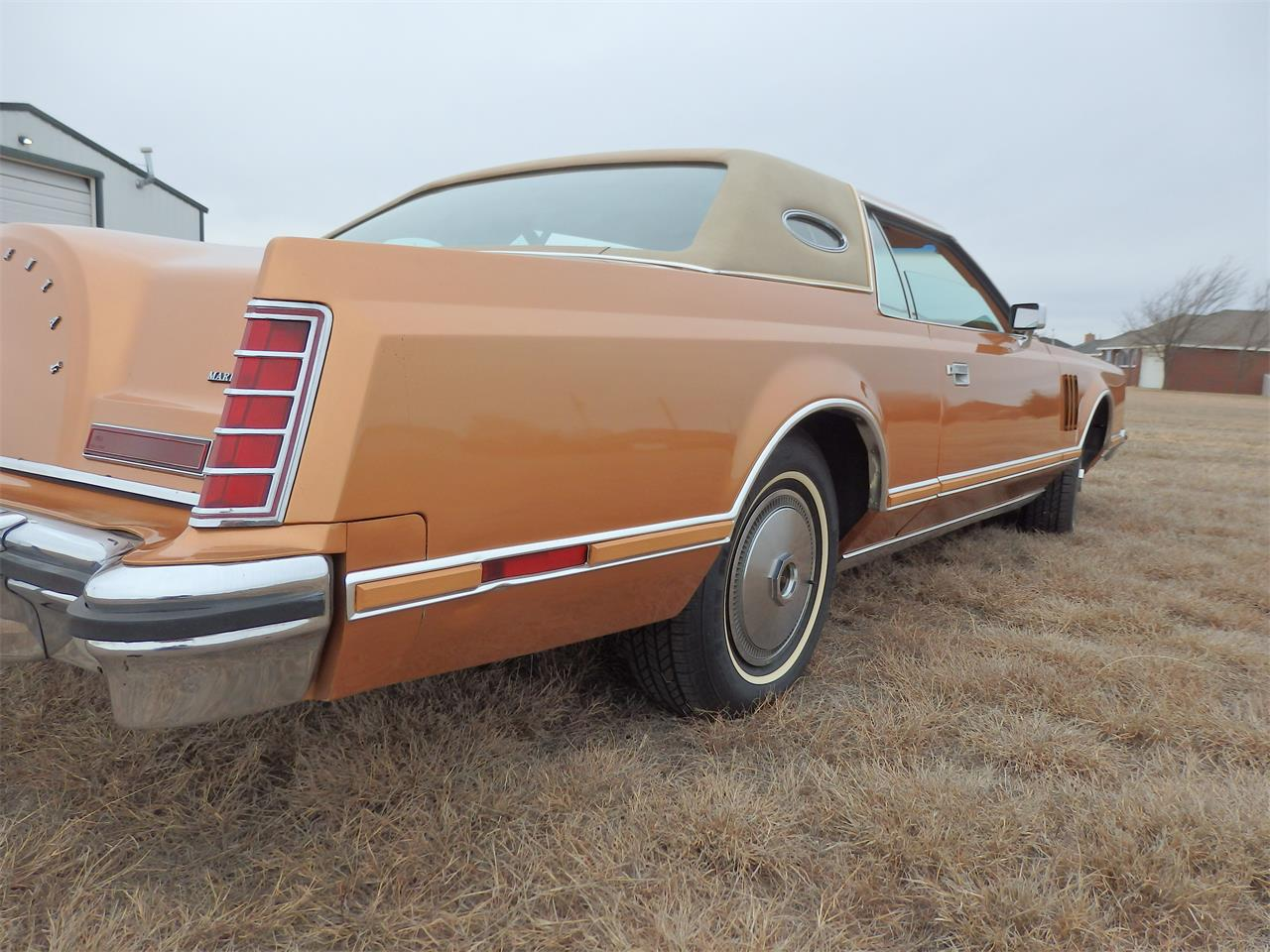 Large Picture of '78 Lincoln Continental Mark V located in Texas - $12,950.00 Offered by a Private Seller - GFR6