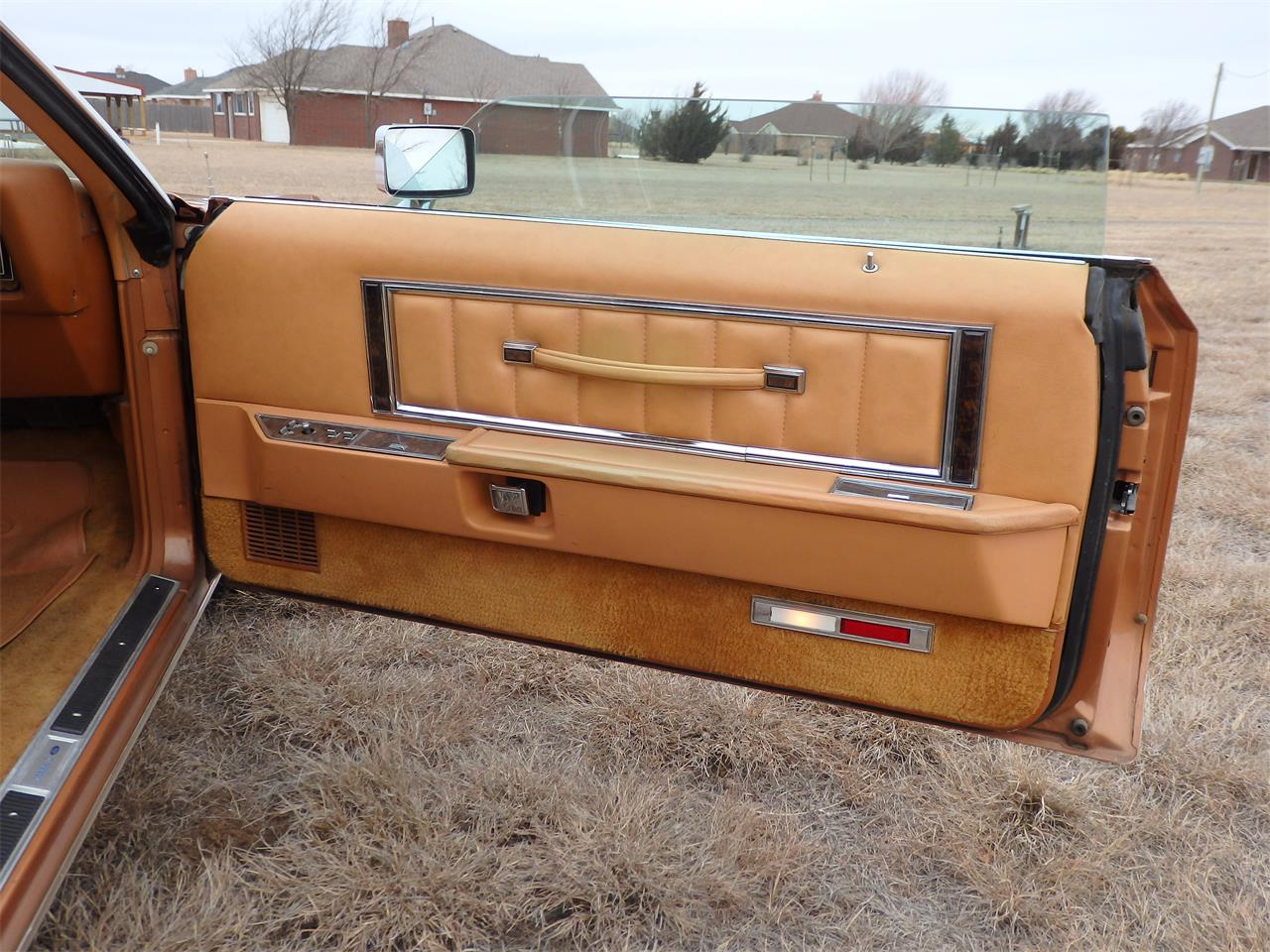 Large Picture of 1978 Lincoln Continental Mark V located in Amarillo Texas - GFR6