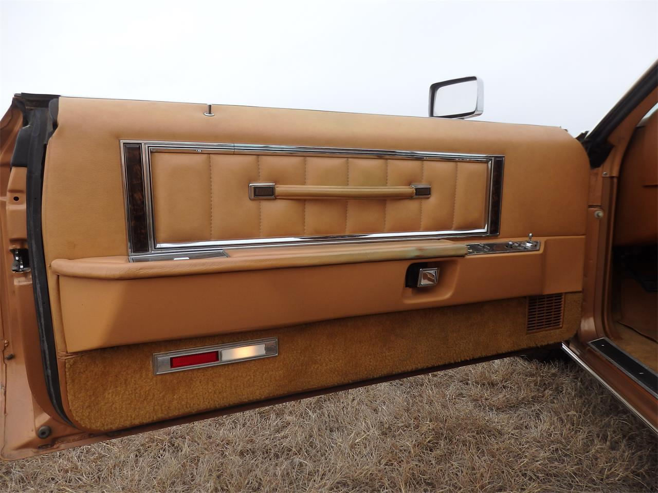 Large Picture of 1978 Continental Mark V located in Texas - $12,950.00 - GFR6