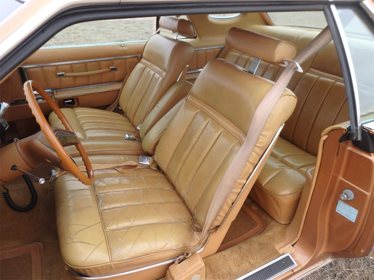 Large Picture of '78 Lincoln Continental Mark V located in Texas - $12,950.00 - GFR6