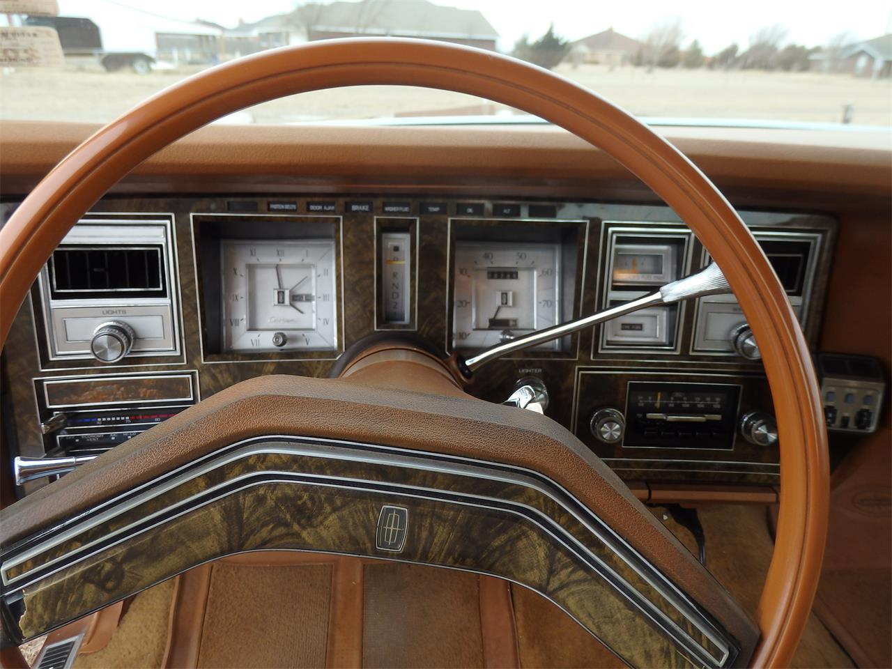 Large Picture of 1978 Continental Mark V located in Amarillo Texas Offered by a Private Seller - GFR6