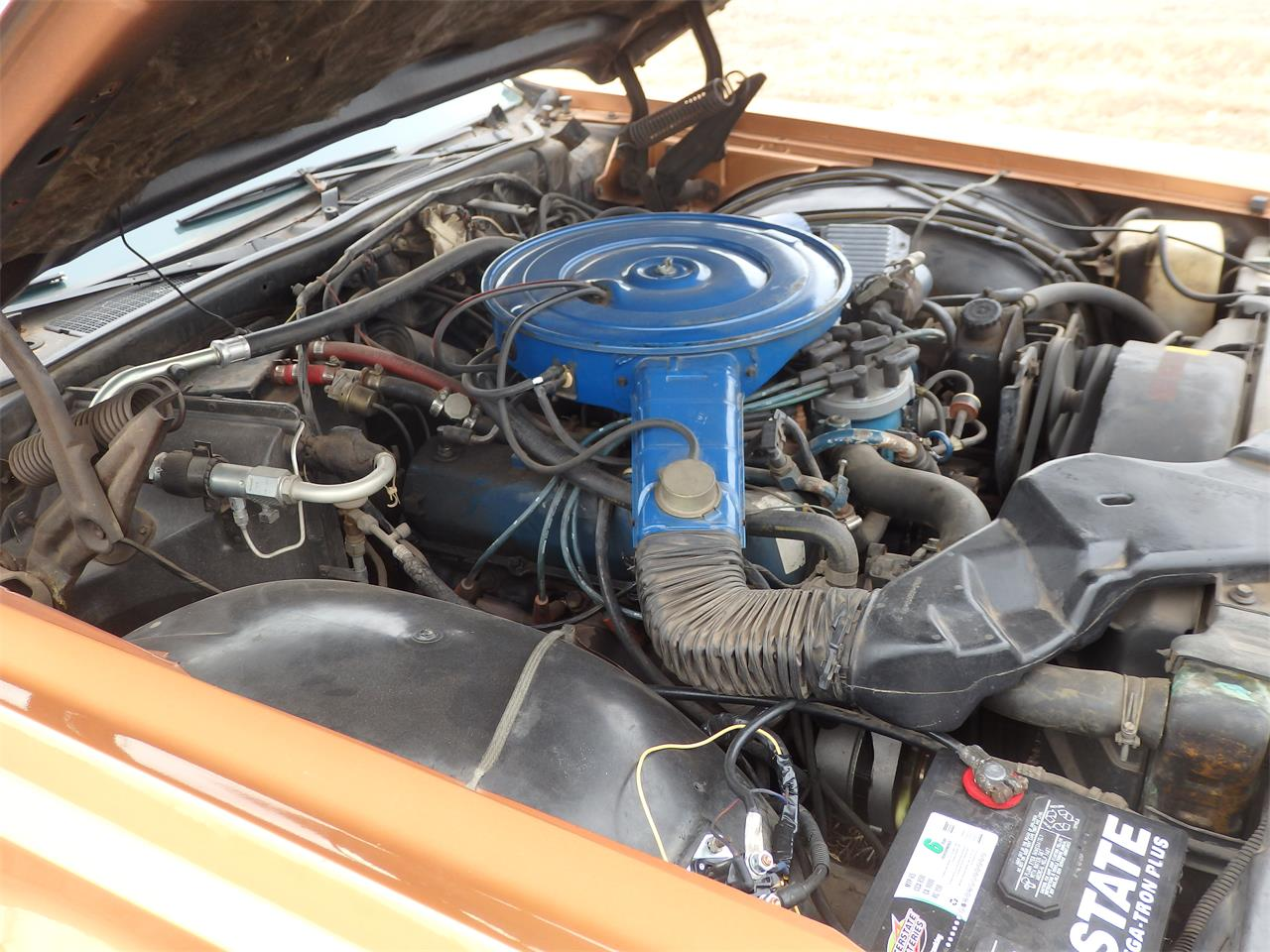 Large Picture of 1978 Lincoln Continental Mark V Offered by a Private Seller - GFR6