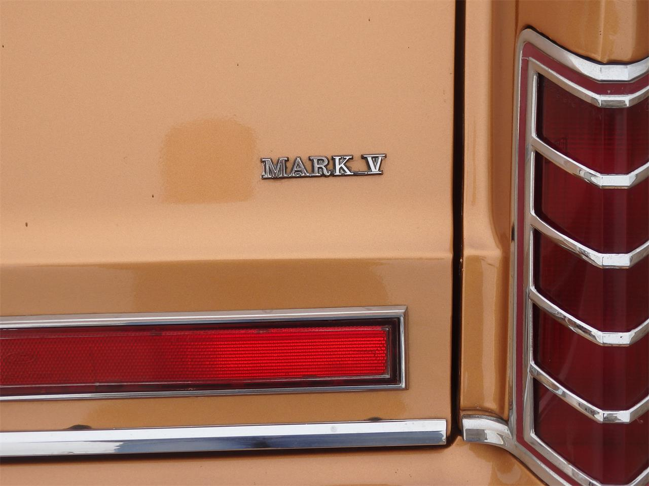 Large Picture of 1978 Lincoln Continental Mark V located in Texas - GFR6