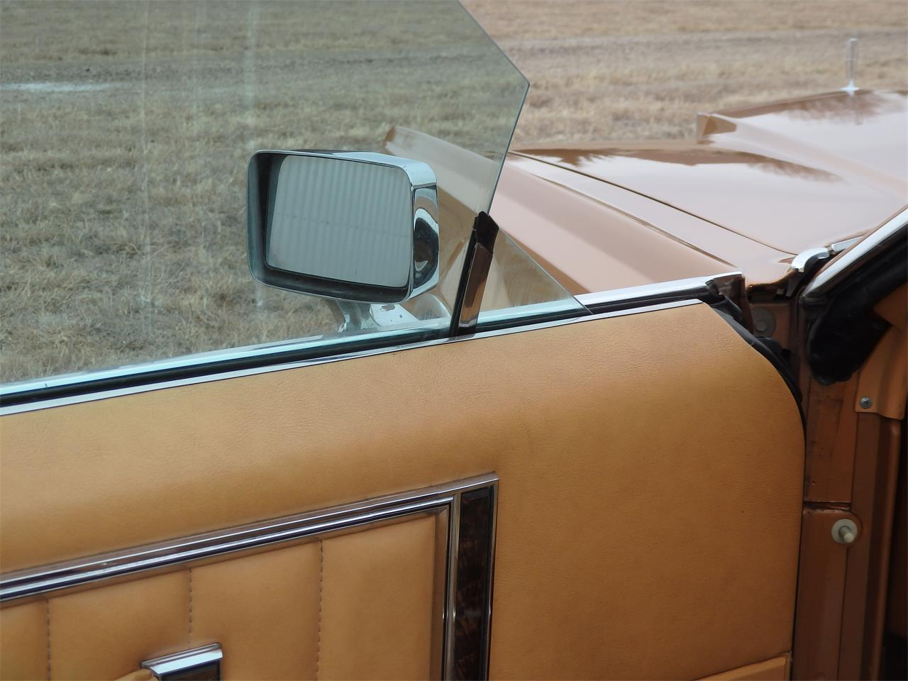 Large Picture of '78 Continental Mark V located in Texas - GFR6
