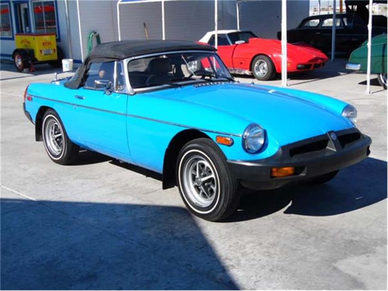 Large Picture Of 1979 Convertible