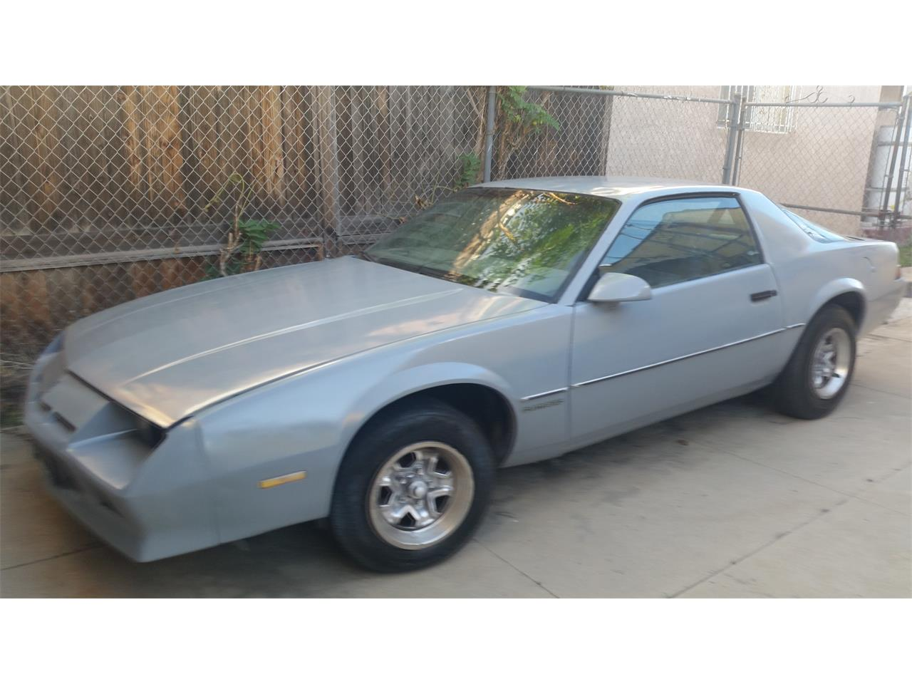 Large Picture of '82 Chevrolet Camaro located in California - $4,900.00 Offered by a Private Seller - GGFX