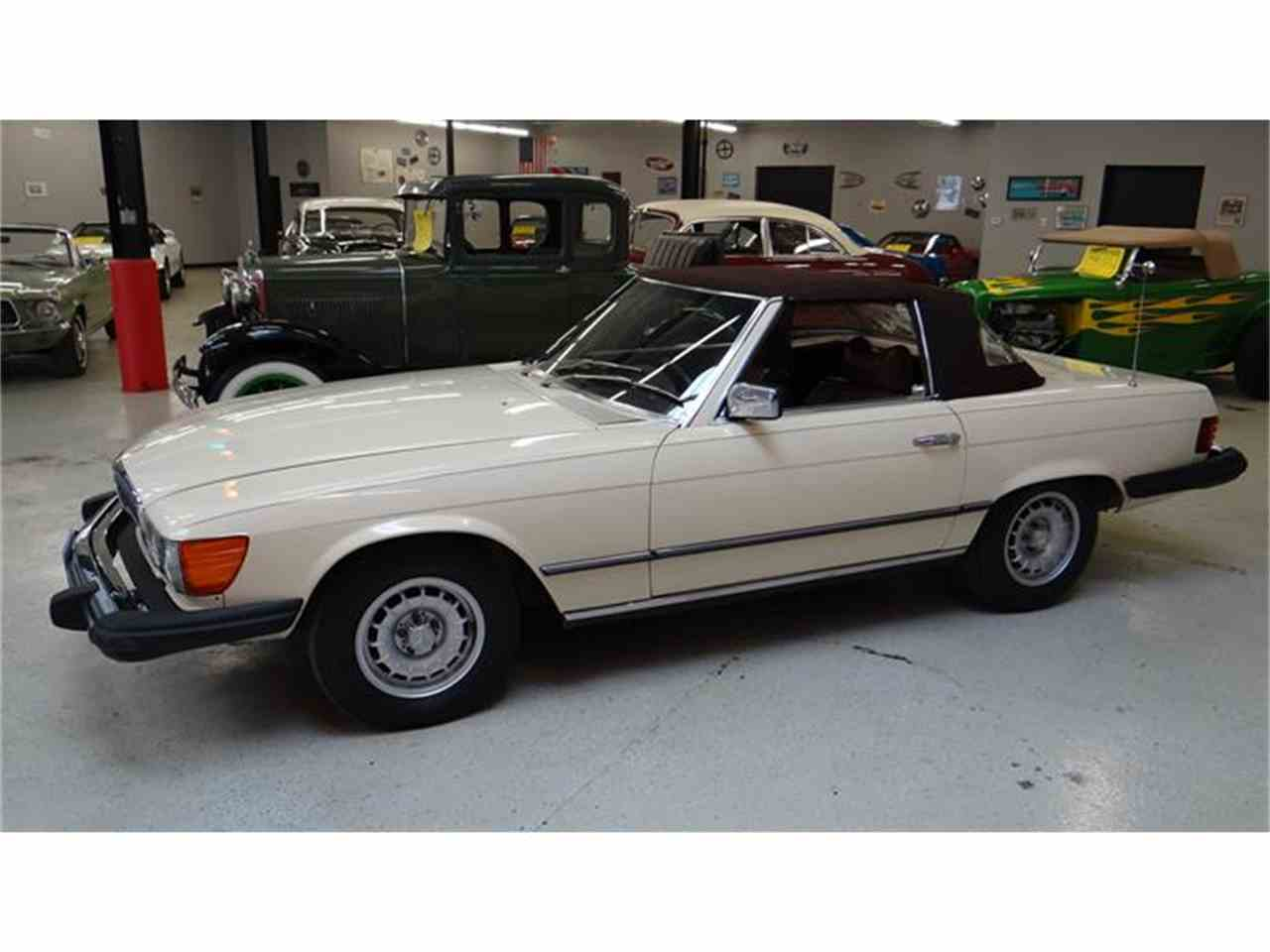 Large Picture of '79 450SL - GGG4
