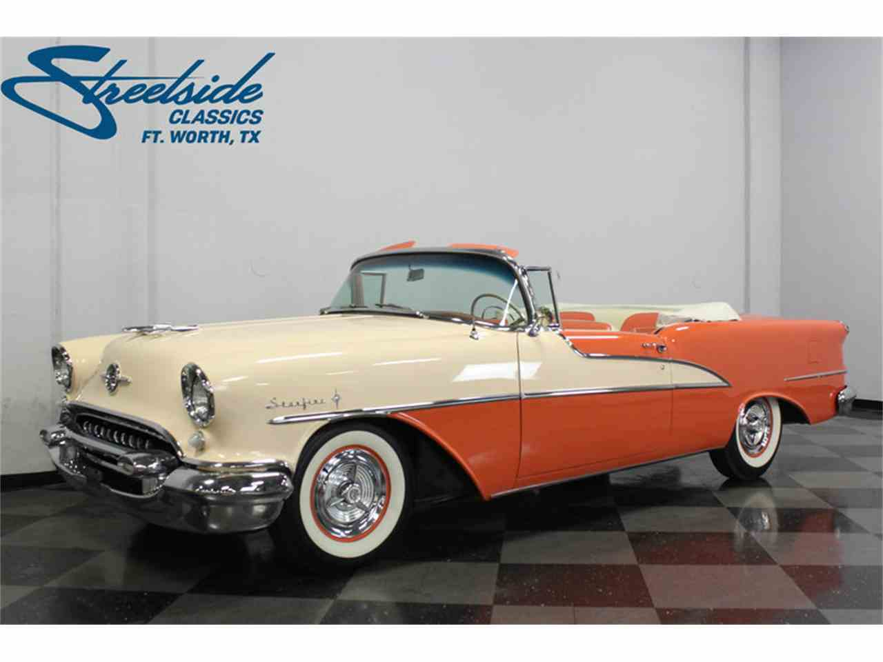 Large Picture of Classic '55 Starfire located in Ft Worth Texas Offered by Streetside Classics - Dallas / Fort Worth - GGM6