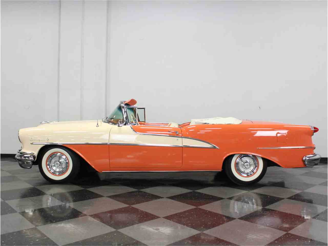 Large Picture of Classic '55 Starfire - $79,995.00 Offered by Streetside Classics - Dallas / Fort Worth - GGM6