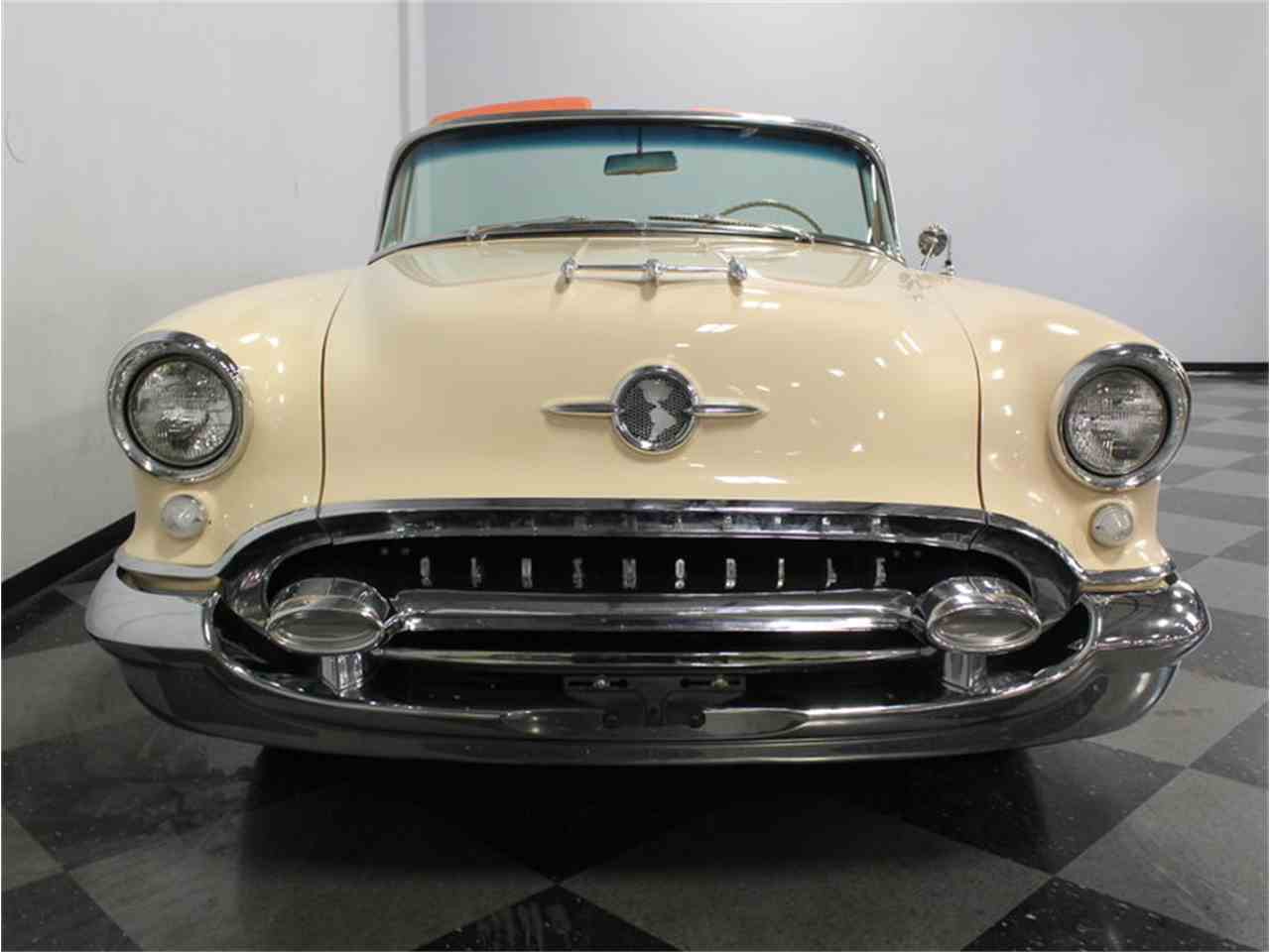 Large Picture of Classic 1955 Starfire located in Ft Worth Texas - $79,995.00 Offered by Streetside Classics - Dallas / Fort Worth - GGM6