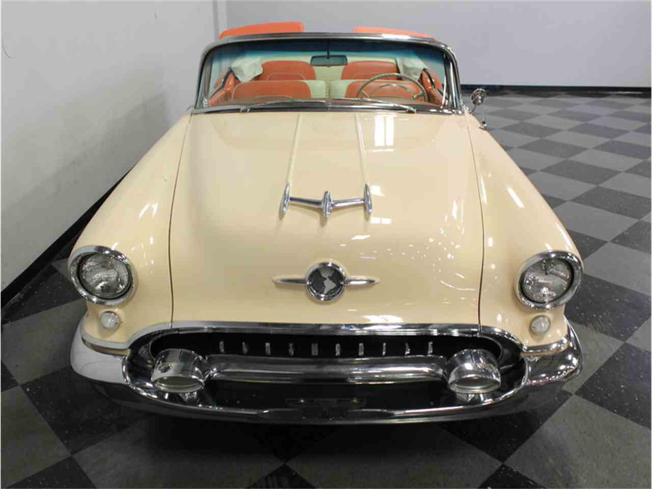 Large Picture of 1955 Starfire - $79,995.00 Offered by Streetside Classics - Dallas / Fort Worth - GGM6