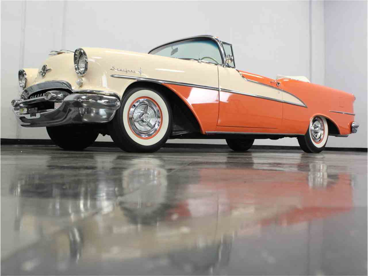 Large Picture of 1955 Starfire located in Ft Worth Texas - $79,995.00 Offered by Streetside Classics - Dallas / Fort Worth - GGM6