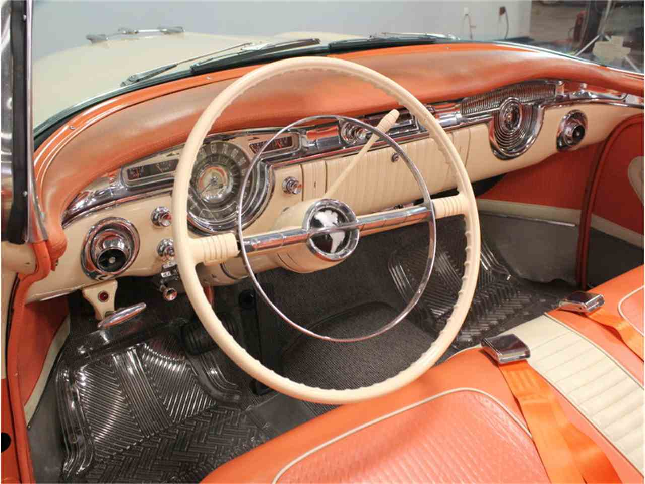 Large Picture of Classic 1955 Oldsmobile Starfire located in Texas - $79,995.00 Offered by Streetside Classics - Dallas / Fort Worth - GGM6