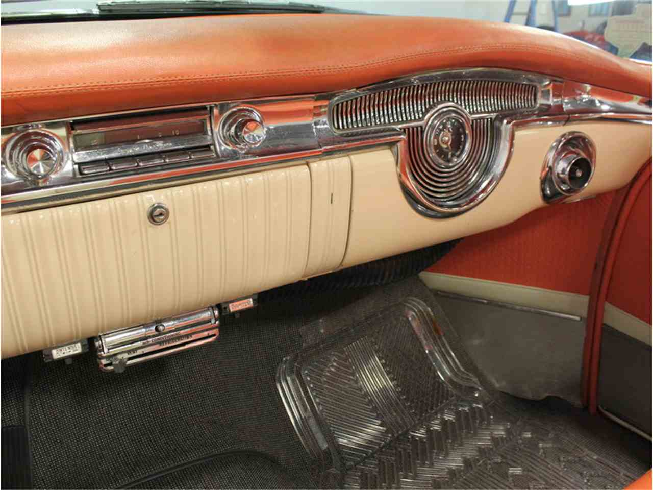Large Picture of Classic 1955 Oldsmobile Starfire Offered by Streetside Classics - Dallas / Fort Worth - GGM6