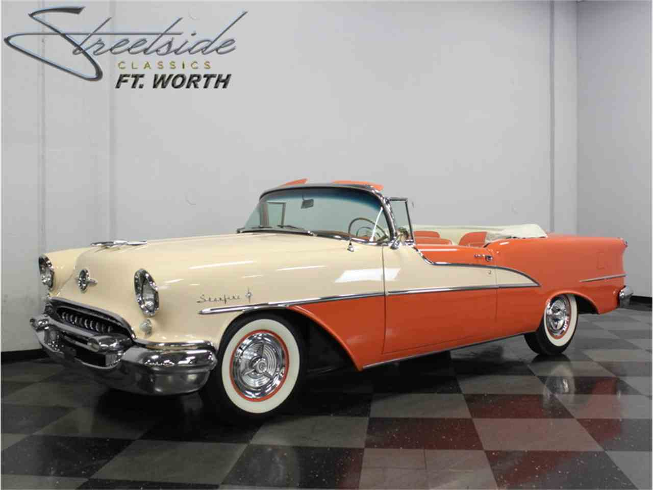 Large Picture of Classic '55 Starfire located in Texas - $79,995.00 - GGM6