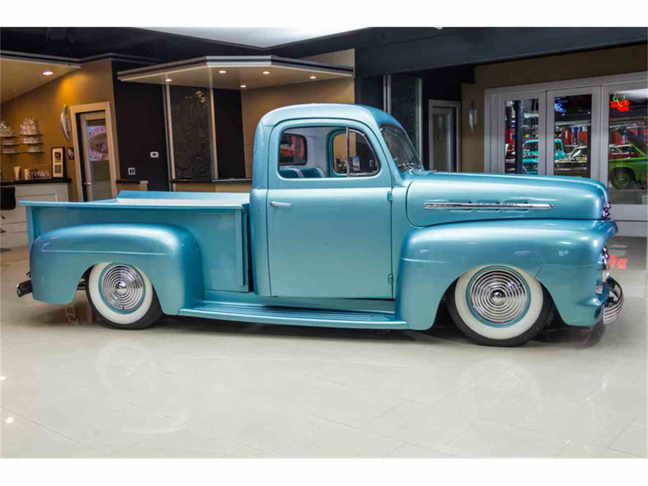 1951 ford f1 for sale cc 768046 for Vanguard motors plymouth michigan