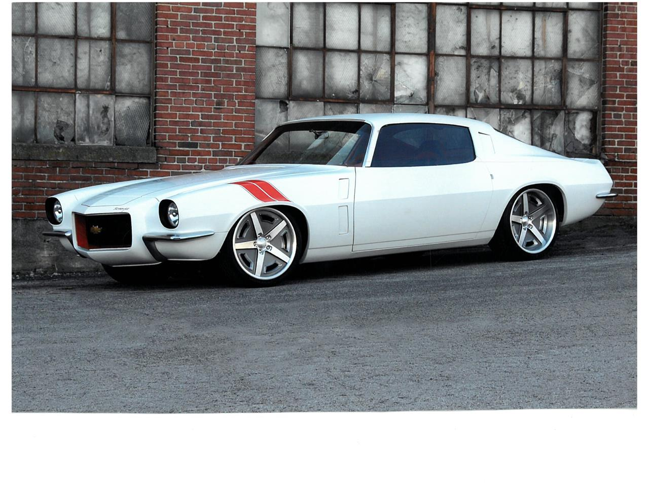 Large Picture of 1970 Chevrolet Camaro located in Elyria Ohio - $99,000.00 Offered by a Private Seller - GGNI