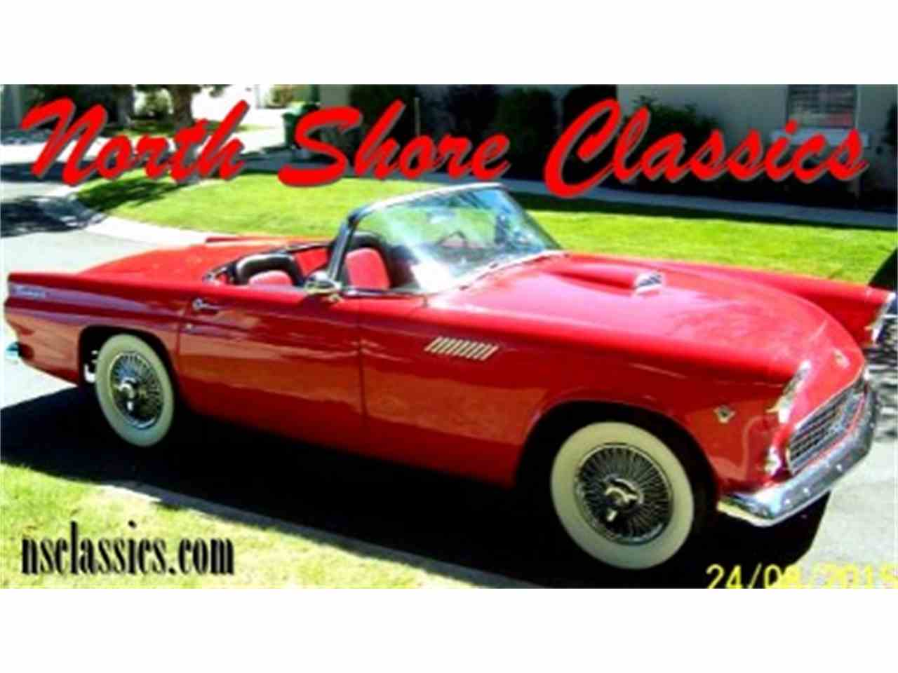 Large Picture of Classic '55 Ford Thunderbird - $27,500.00 Offered by North Shore Classics - GGUG