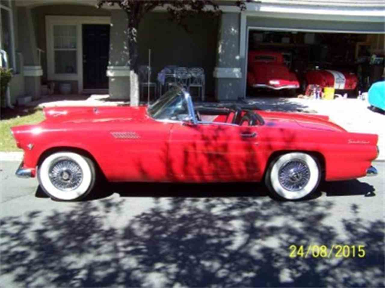 Large Picture of Classic '55 Thunderbird - $27,500.00 Offered by North Shore Classics - GGUG