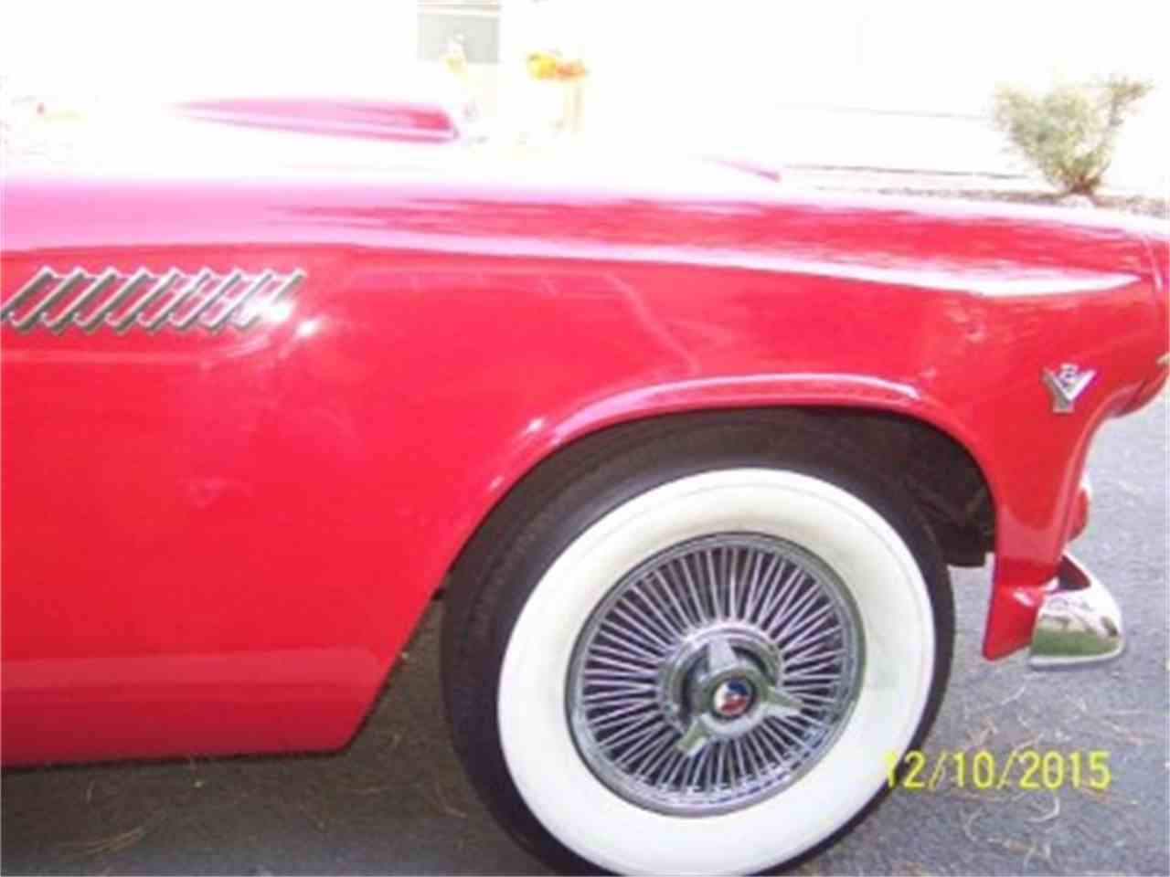 Large Picture of Classic 1955 Ford Thunderbird located in Palatine Illinois - $27,500.00 Offered by North Shore Classics - GGUG