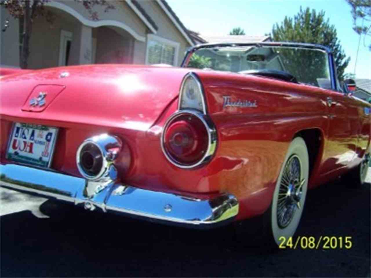 Large Picture of Classic 1955 Thunderbird located in Illinois - $27,500.00 Offered by North Shore Classics - GGUG