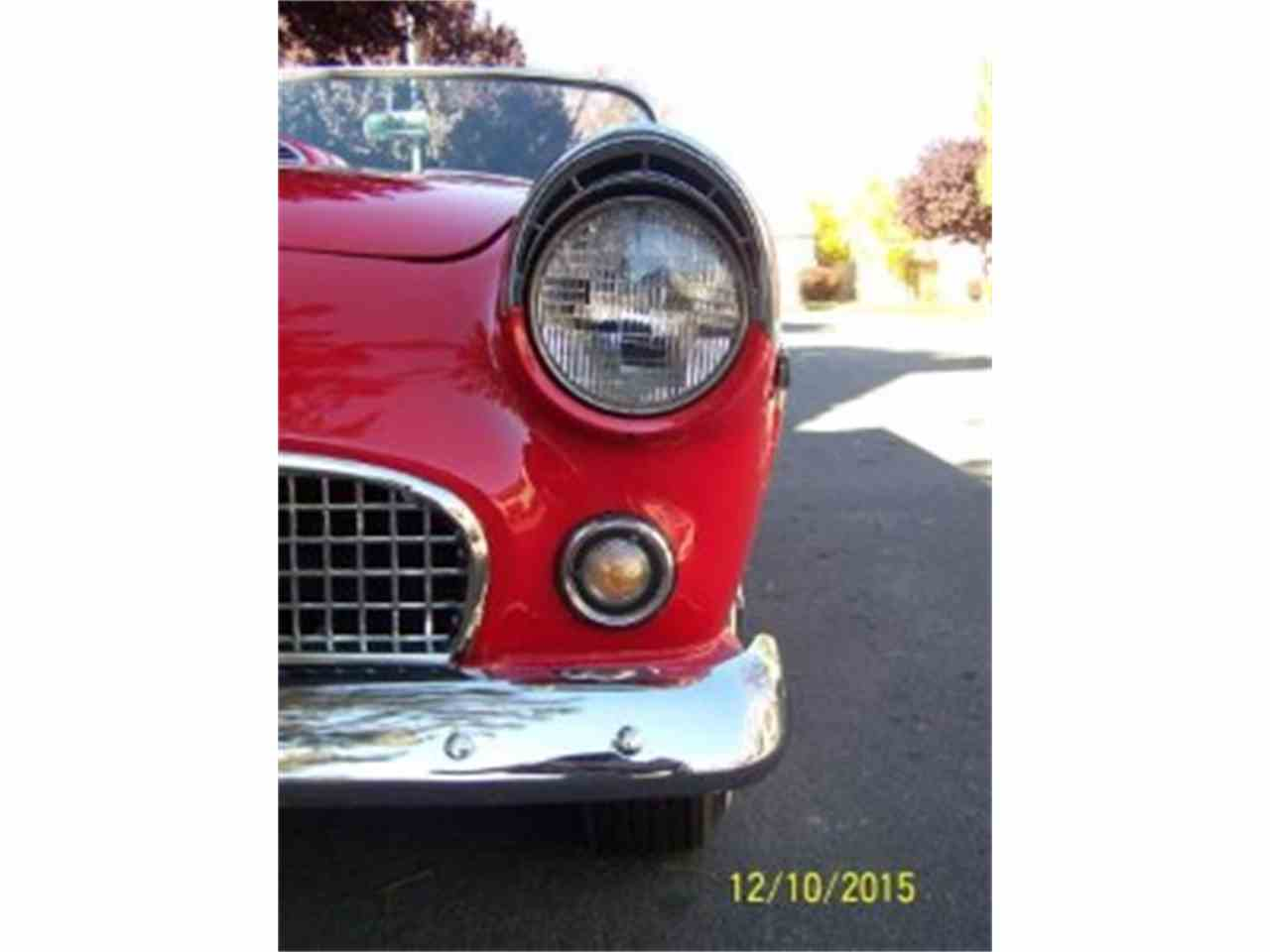 Large Picture of Classic '55 Ford Thunderbird located in Illinois - $27,500.00 Offered by North Shore Classics - GGUG
