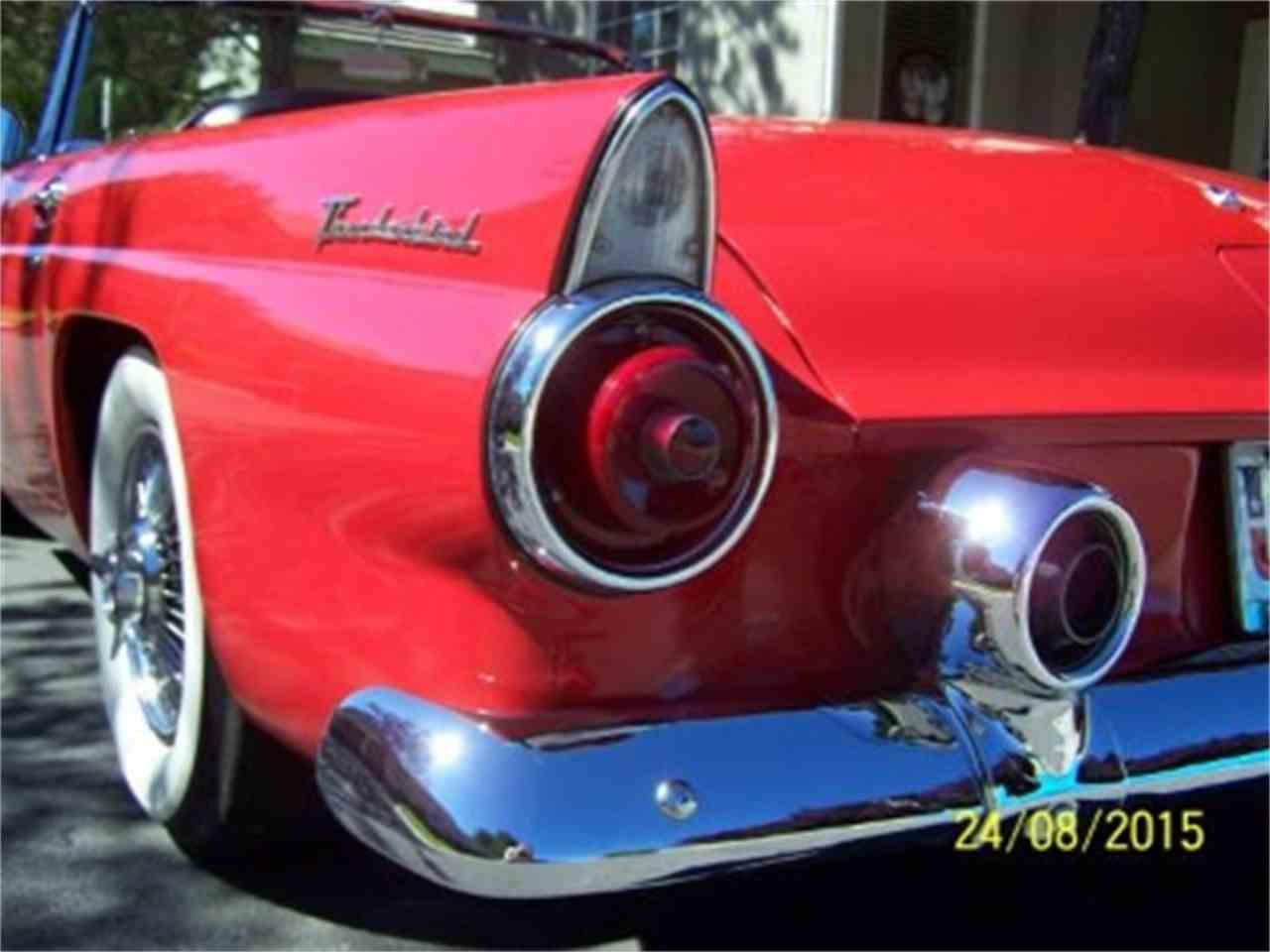 Large Picture of 1955 Thunderbird located in Palatine Illinois Offered by North Shore Classics - GGUG