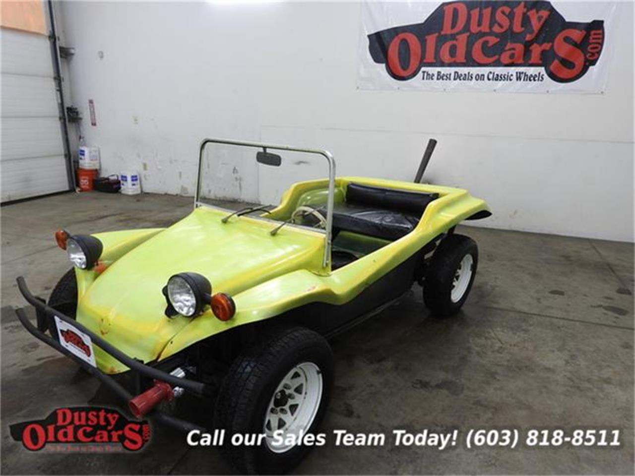 1961 Volkswagen Dune Buggy For Sale Classiccars Com Cc 768392