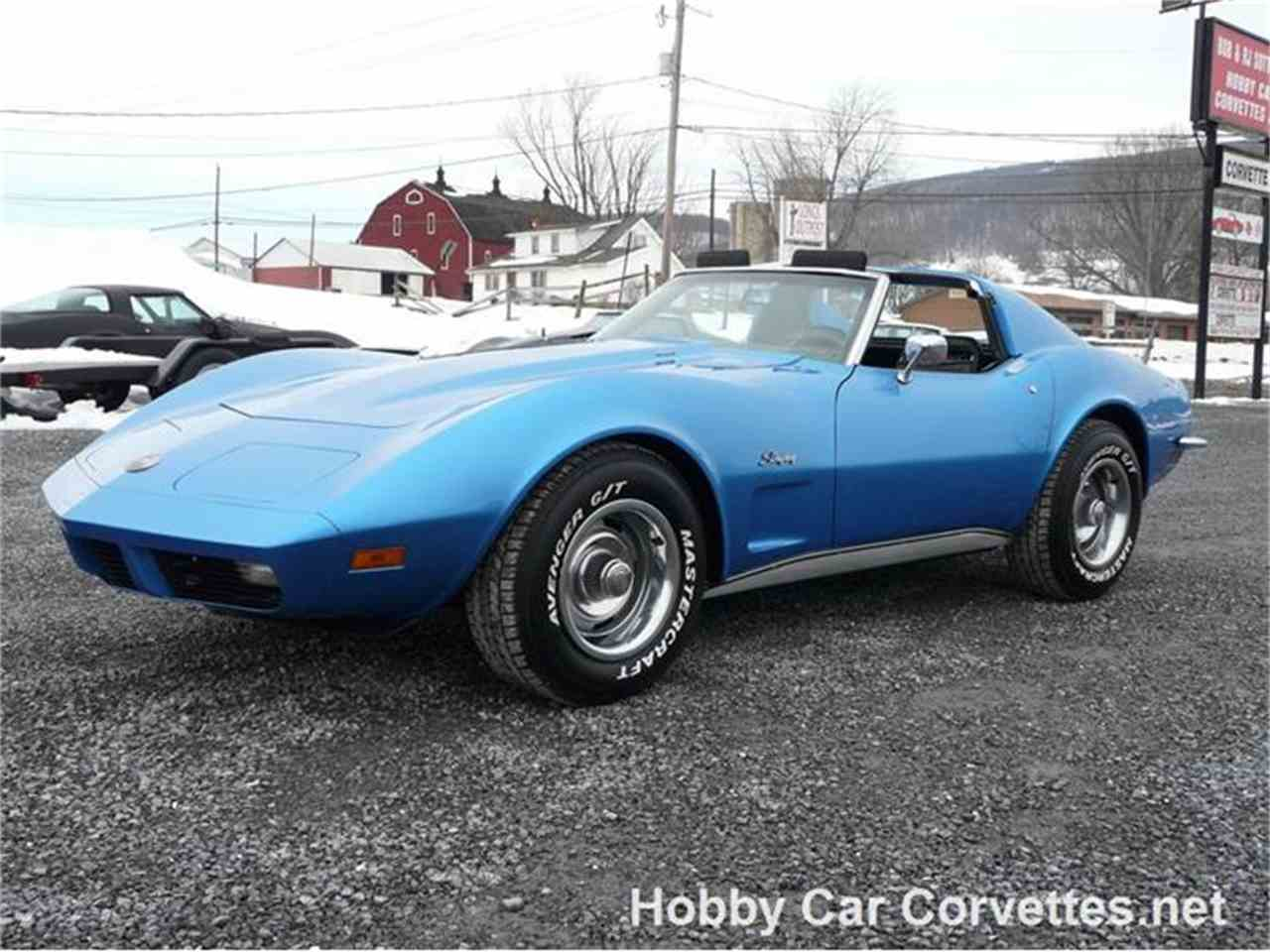 Large Picture of '73 Corvette - GH05