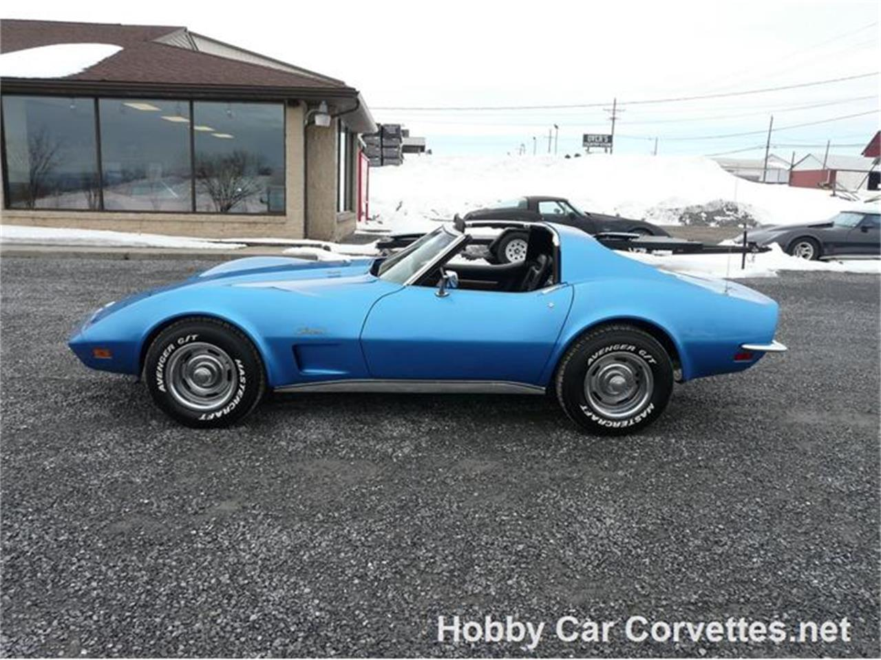 Large Picture of '73 Chevrolet Corvette Offered by Hobby Car Corvettes - GH05