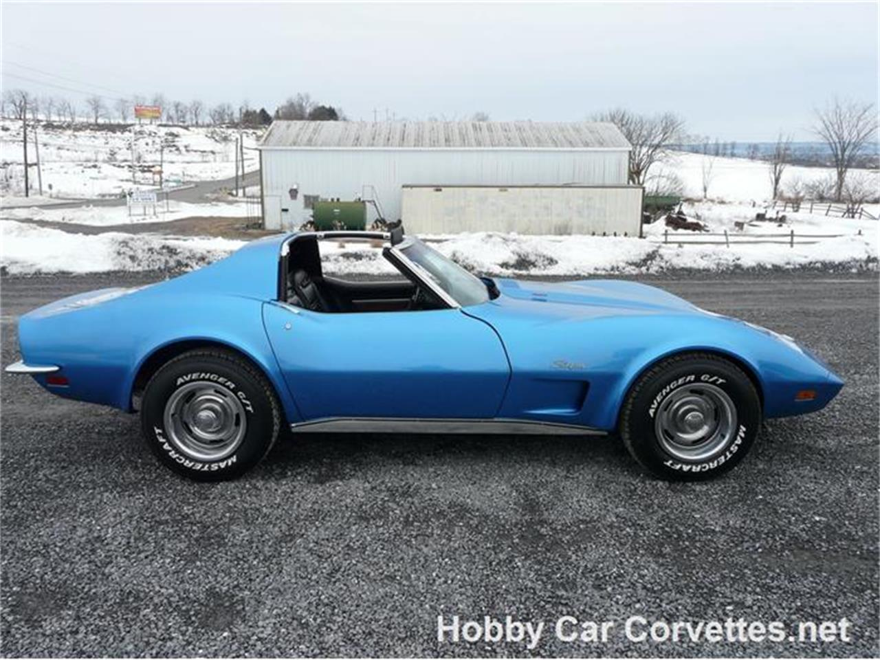 Large Picture of Classic 1973 Corvette located in Martinsburg Pennsylvania - $39,999.00 Offered by Hobby Car Corvettes - GH05