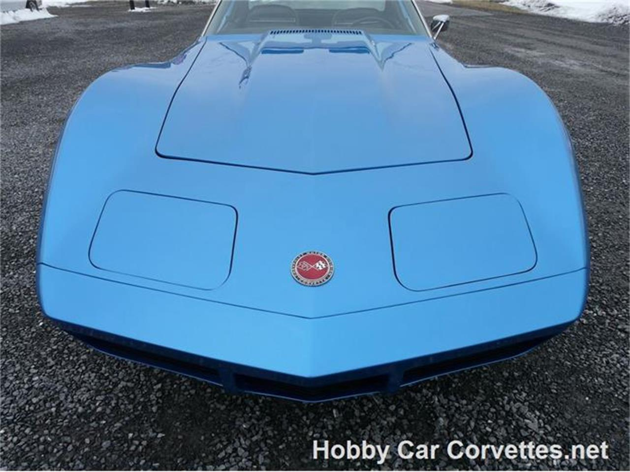 Large Picture of Classic '73 Corvette Offered by Hobby Car Corvettes - GH05