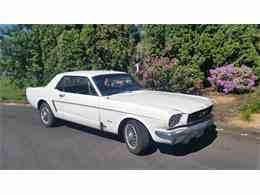Picture of Classic '65 Ford Mustang located in WOODBURN Oregon - $11,900.00 - GH4G