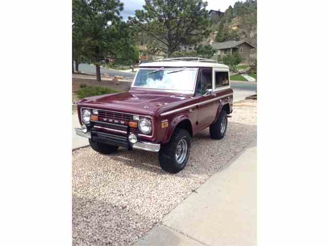 Picture of '70 Bronco - GH5O