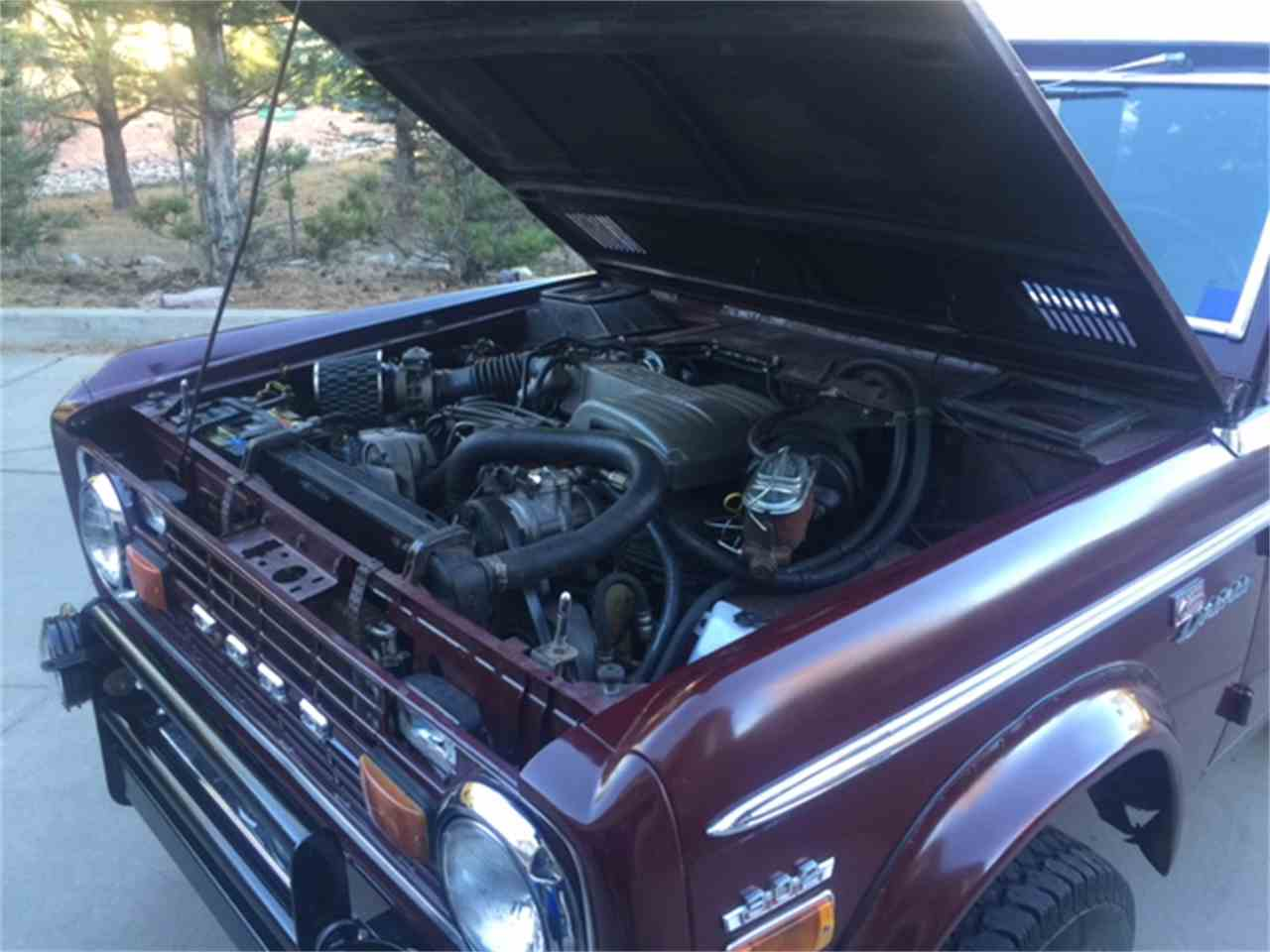 Large Picture of '70 Bronco - GH5O