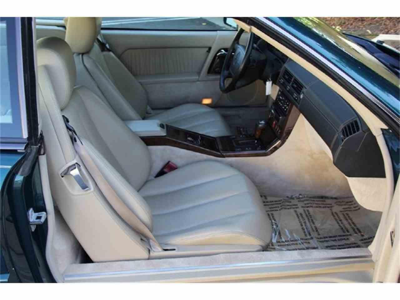 1995 mercedes benz sl600 for sale cc for Mercedes benz long beach service