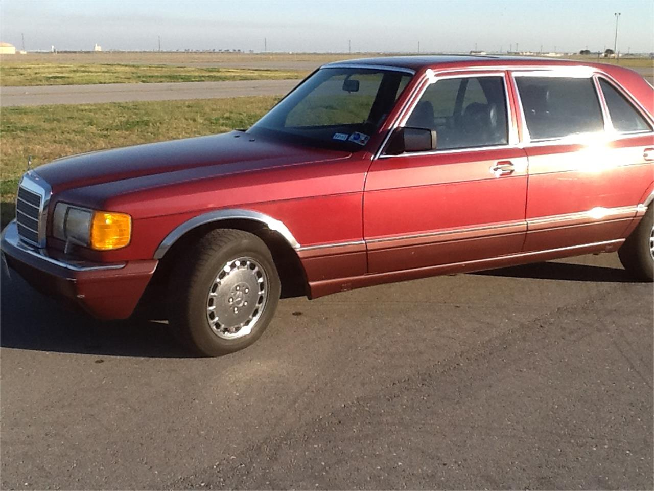 Large Picture of 1990 Mercedes-Benz 350SDL located in Texas - GH74