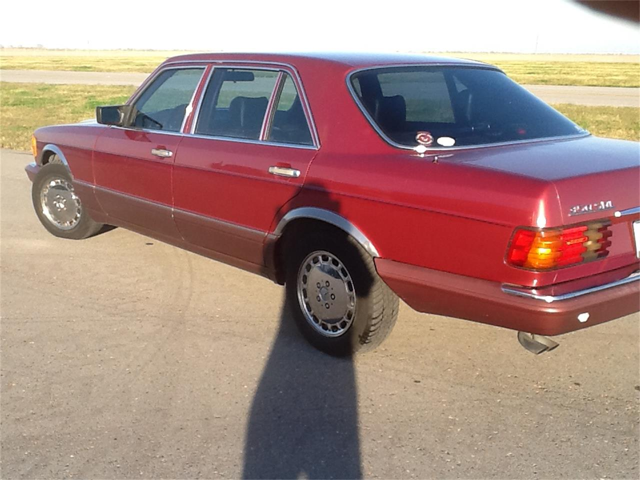 Large Picture of 1990 Mercedes-Benz 350SDL located in Harlingen Texas - $4,000.00 Offered by a Private Seller - GH74