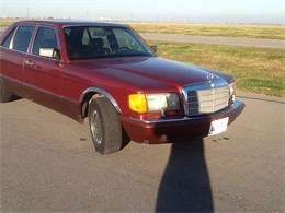 Picture of 1990 Mercedes-Benz 350SDL located in Harlingen Texas Offered by a Private Seller - GH74