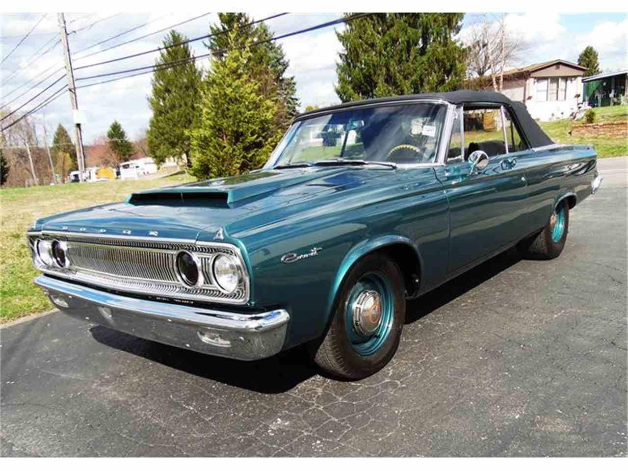 1965 Dodge Coronet 440 for Sale | ClicCars.com | CC-768785