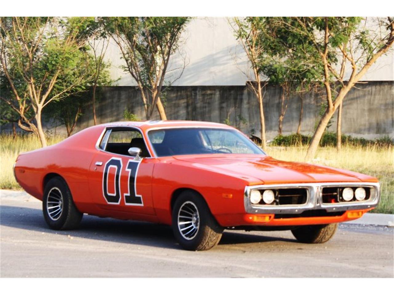 Houston Dodge Dealers >> 1972 Dodge Charger for Sale | ClassicCars.com | CC-768791