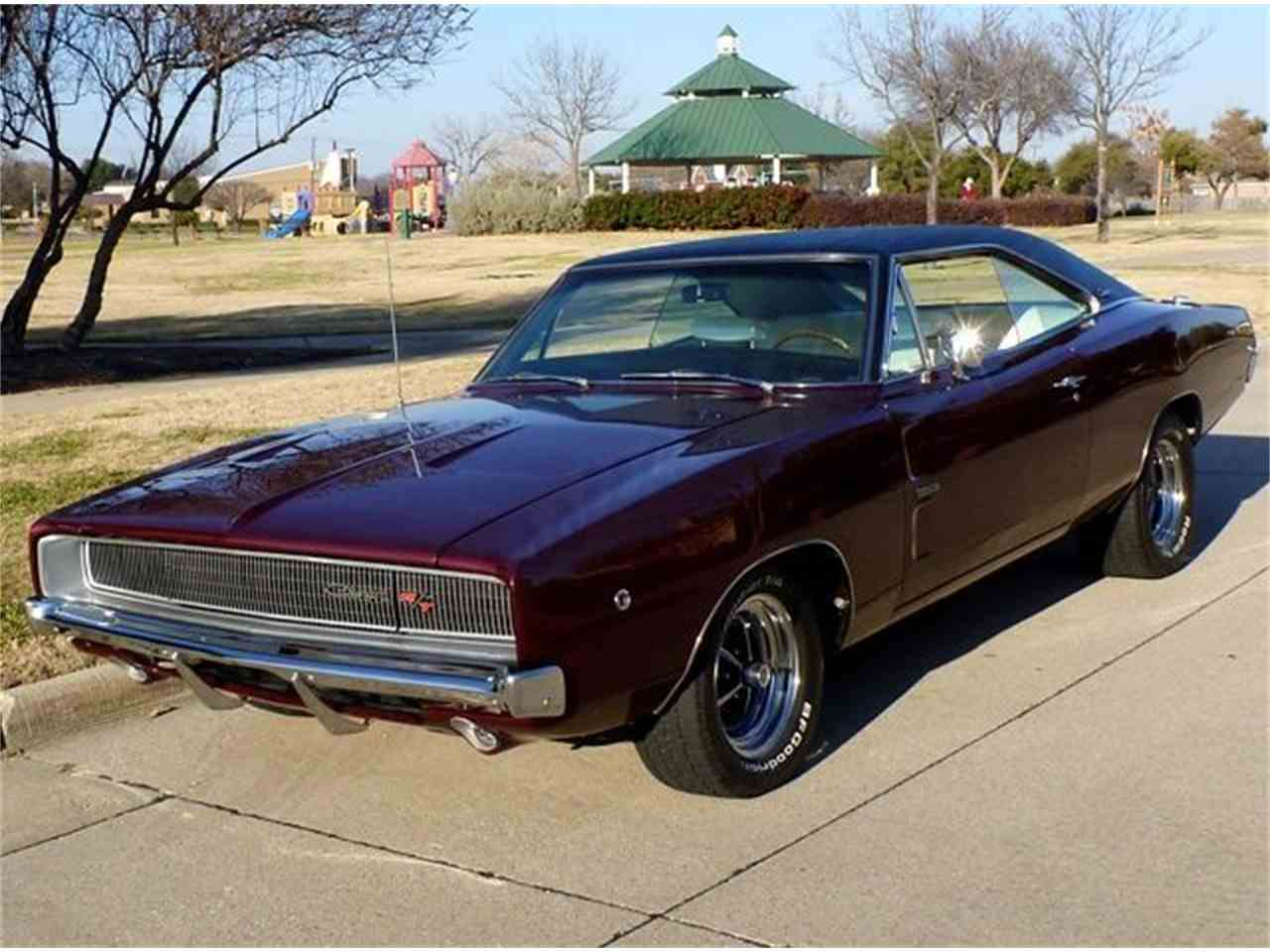 1968 dodge charger for sale cc 768977. Black Bedroom Furniture Sets. Home Design Ideas