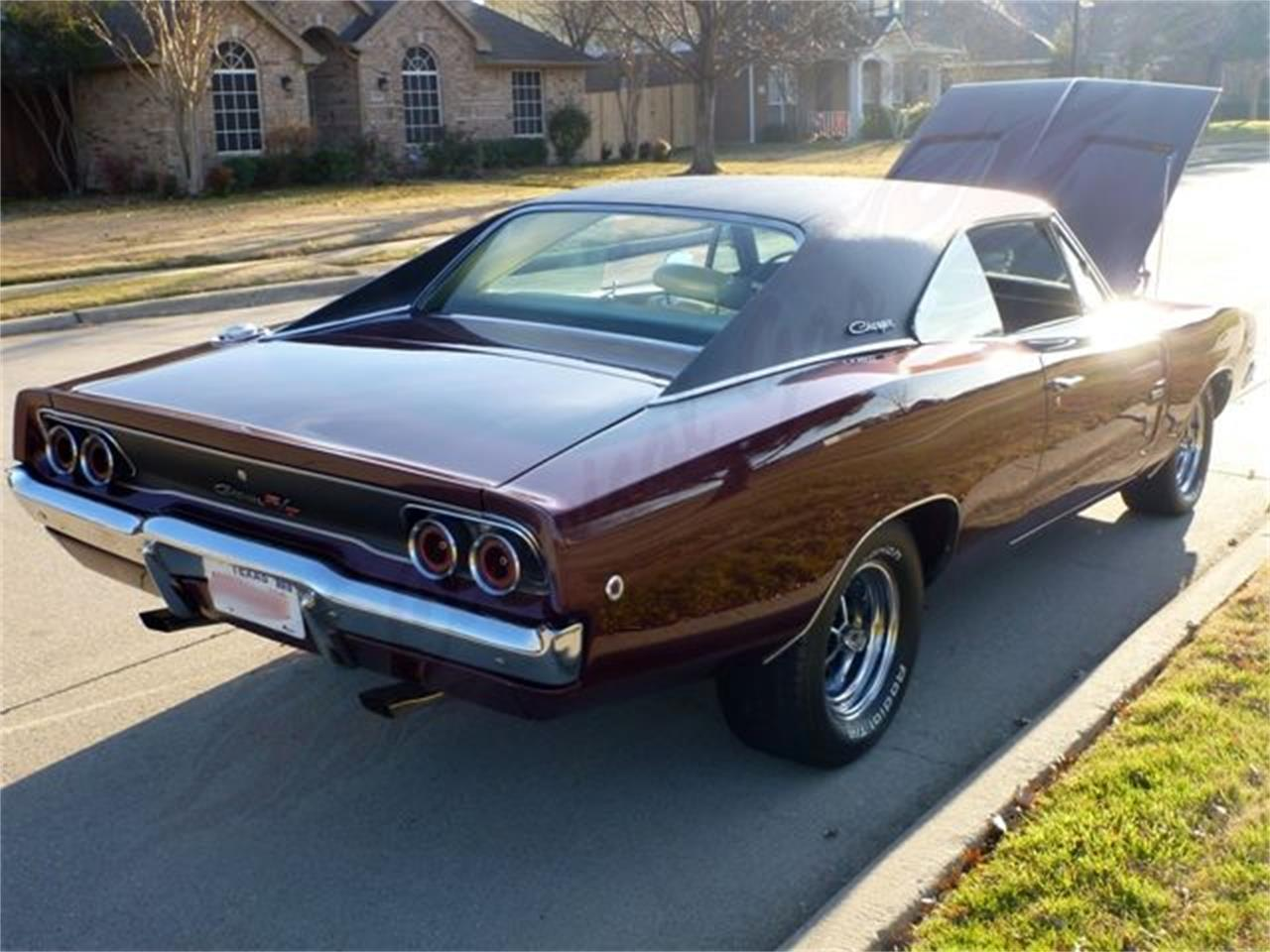 Large Picture of Classic 1968 Charger located in Texas - $149,500.00 Offered by Classical Gas Enterprises - GHCH